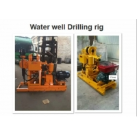 High Speed Geological Drilling Rig , Engineering Drilling Rig For Geological Investigation Manufactures