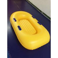 0.75mm PVC Tarpaulin Fishing Boat  1.9*1.1*0.5m Inflatable Drifting Boat  In Stock Manufactures