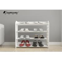 Modern Simple Shoe Cabinet Economic Collection Cabinet Multi-Layer Assembly Manufactures