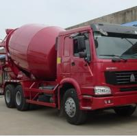 Buy cheap SINOTRUK Concrete Cement Mixer Truck , 10 Cubic Metre Truck ISO Approved from wholesalers
