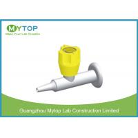 Single Way / Multi Way Brass Laboratory Gas Taps For Laboratory Bench Manufactures