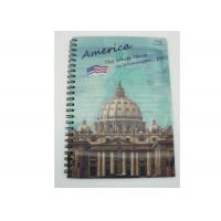 Custom A4 Size Lenticular Notebook Manufactures
