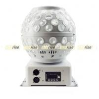 3x8W Led Crystal Magic Ball Light Special Effects Lighting AC100-240V 50Hz/60Hz Manufactures