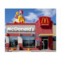 Promotional Inflatable Cartoon Characters , Inflatable McDonald Character