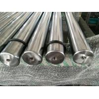 Tempered Precision Steel Shaft , Induction Hardened Rod CK45 Manufactures