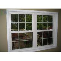 Quality High Acid Resistant Aluminium Vertical Sliding Windows Open Way / Double Hung for sale