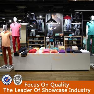 new design fashion retail shop furniture garment display interior design Manufactures