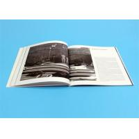 Magazine Offset Printing Saddle Stitching Binding 128gsm Glossy Paper Inner Page Manufactures