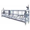 ZLP1000 1000kg Temporary ZLP Series Rope Suspended Platform for installation billboard Manufactures
