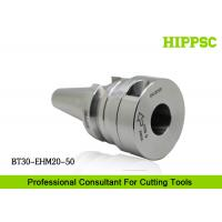 Hydraulic Heat Shrink Tool Holders / BT30 Steel Tool Holder With 16mm Clam Diameter Manufactures