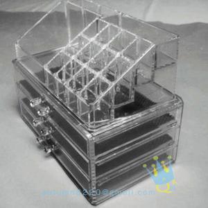 CB (40) transparent storage box Manufactures