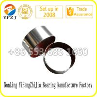 reliable bearing factory Zinc plating bush /du bush/ lead free bush for auto parts Manufactures