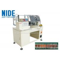 Multi Layer Automatic Coil Winding Machine For Micro Air Conditioner Motor Manufactures