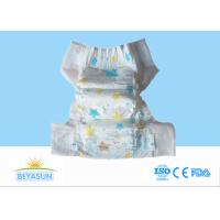 3D Leak Guard Disposable Baby Nappy , Eco Friendly Disposable Diapers Manufactures