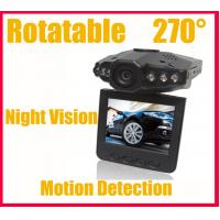 """HD 720P 2.5"""" LCD Car DVR Camera Driving Video Recorder Accident W/ 6pcs IR Night Vision Manufactures"""