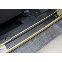 Durable Side Car Door Sill Plates Plastic Steel Material For Jeep Wrangler 2007+ Manufactures