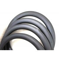 Quality 60MM Depth Clincher Carbon Road Bike Rims 700C U Shape With 25MM Width for sale
