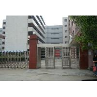 Double lane full height turnstile security revolving gate for schools Manufactures