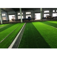China Wear Resistant And UV Resistant Artificial Grass In Football Field Has Good Resilience on sale