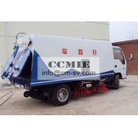 1000L Road Sweeper Special Vehicles For Urban Road Cleaning Water Spray Manufactures