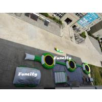 Adults Custom Inflatable Water Toys For Frame Pool Plato 0.9 MM PVC Tarpaulin Manufactures
