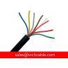 UL PVC Cable, AWM Style UL20886 27AWG 8C VW-1 105°C 1000V, TPE / PVC Manufactures