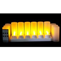 remote control LED Candle Light/Rechargeable Candle/LED Tealight Candle/Flameless LED Candle Manufactures