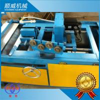 Chain Link Wire Machine Weaving Opening 25mm - 100mm Automatic Control Of Wire Feeding Manufactures