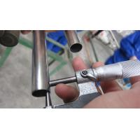 Bright Annealed Stainless Steel Tube,High Precision Cold Rolling,  DIN 17458, EN10216-5 D4/T4 Manufactures