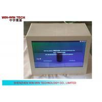 China 24 White Transparent LCD Display , High Resolution LCD Display on sale