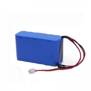NMC 8800mAh 12V 18650 Battery Pack 1C Discharge IEC62133 Manufactures