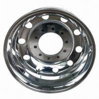 Forged aluminum wheel rims, more durable and steady Manufactures