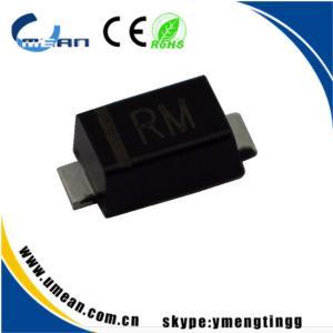 China UMEAN : SMD SOD-123 Zener Diode HZD5221B 2.4V Z21 on sale