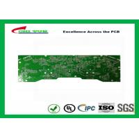 Double side Car PCB Gold Plating with ISO9001, UL, ISO, SGS Manufactures