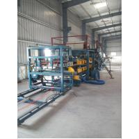 Quality Mini Thickness EPS Sandwich Panel Machinery 28Kw 380V / 3P / 50HZ for sale