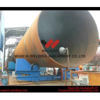 Pressure Vessel Automatic Conventional Pipe Welding Rotator with PU Roller 10 Ton Manufactures