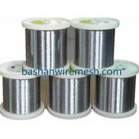 Low cost high quality ASTM SUS GB JIS standard stainless steel wire dia 0.02~5.5mm  wire Manufactures