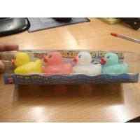 New arrived waterproof light up LED color changing bath duck with 7 color flashing LED ducks Manufactures