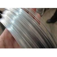 Electric BWG 12-22 *25Kg Galvanized Carbon Steel Welding Wire Loop Type In Construction Manufactures