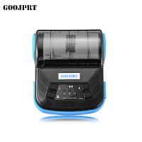 Mini Receipt Compact Wireless Printer Easy Paper Structure For Supermarket