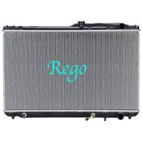 Customized Car Radiator Replacement For Lexus / Toyota Sequoia / Toyota Tacoma Manufactures