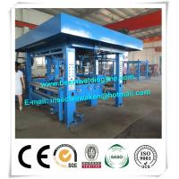 Professional Auto Membrane Panel Welding Machine Serpentuator Bending Equipment Manufactures