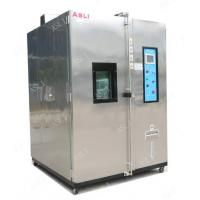 Walk In Climatic Room Temperature Humidity Testing Chamber With LCD Display Touch Controller Manufactures