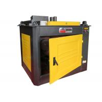Fully Enclosed Gear Box Rebar Bending Equipment 3kw Motor Power 210kg Weight Manufactures