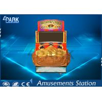 Quality Recreation Simulator Shooting Arcade Machines With Cabinet Fashion Design for sale