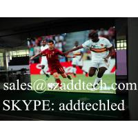 China P7.62mm Indoor LED Display , installed in one Bar , for 2014 Football World Cup use on sale