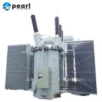 China 150 Mva Three Phase Power Transformers For Power Transmission And Distribution on sale