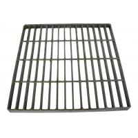Electroforged 19 W 4 Welded Steel Bar Grating Systems Corrosion Resistant Manufactures