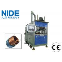 Automatic Stator Winding Inserting Machine For Generator Motor , Three Working Station Manufactures