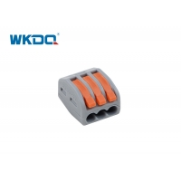 222-413 Push-in Terminal Block Quick Push In Wire Connectors PCT 223 High Quality Manufactures
